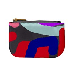 Crazy Abstraction Mini Coin Purses by Valentinaart