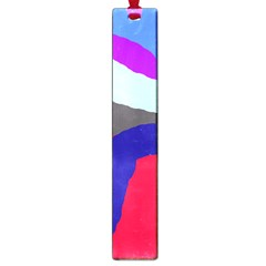 Crazy Abstraction Large Book Marks by Valentinaart