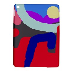 Crazy Abstraction Ipad Air 2 Hardshell Cases by Valentinaart