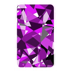 Purple Broken Glass Memory Card Reader by Valentinaart