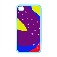 Optimistic Abstraction Apple Iphone 4 Case (color) by Valentinaart