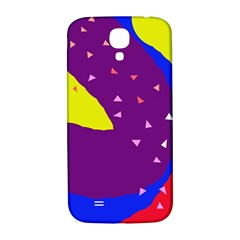 Optimistic Abstraction Samsung Galaxy S4 I9500/i9505  Hardshell Back Case by Valentinaart