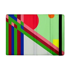 Decorative Abstraction Ipad Mini 2 Flip Cases by Valentinaart