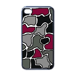 Decorative Abstraction Apple Iphone 4 Case (black) by Valentinaart