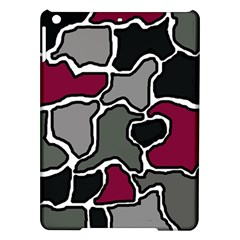 Decorative Abstraction Ipad Air Hardshell Cases by Valentinaart