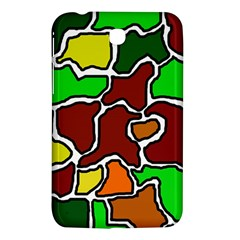 Africa Abstraction Samsung Galaxy Tab 3 (7 ) P3200 Hardshell Case  by Valentinaart