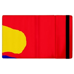 Colorful Abstraction Apple Ipad 3/4 Flip Case by Valentinaart