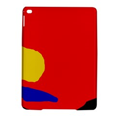 Colorful Abstraction Ipad Air 2 Hardshell Cases by Valentinaart