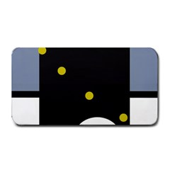 Abstract Design Medium Bar Mats by Valentinaart