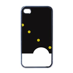Abstract Design Apple Iphone 4 Case (black) by Valentinaart