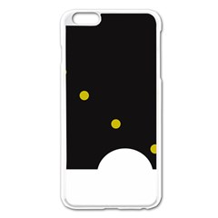 Abstract Design Apple Iphone 6 Plus/6s Plus Enamel White Case by Valentinaart