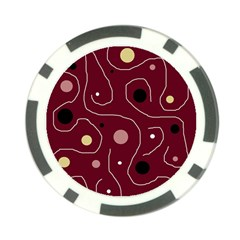 Elegant Design Poker Chip Card Guards by Valentinaart