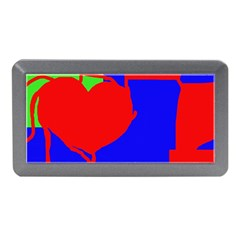 Abstract Hart Memory Card Reader (mini) by Valentinaart