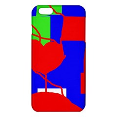 Abstract Hart Iphone 6 Plus/6s Plus Tpu Case by Valentinaart