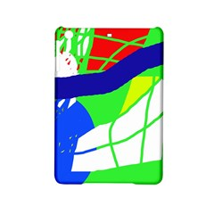Colorful Abstraction Ipad Mini 2 Hardshell Cases by Valentinaart