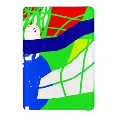 Colorful Abstraction Samsung Galaxy Tab Pro 10 1 Hardshell Case by Valentinaart