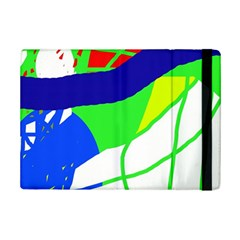 Colorful Abstraction Ipad Mini 2 Flip Cases by Valentinaart