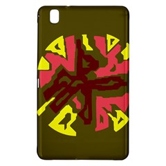 Abstraction Samsung Galaxy Tab Pro 8 4 Hardshell Case by Valentinaart