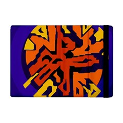 Orange Ball Ipad Mini 2 Flip Cases by Valentinaart
