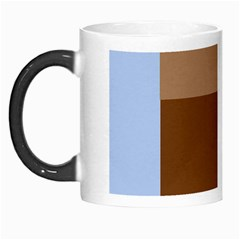 Colorful Abstraction Morph Mugs