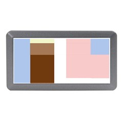 Colorful Abstraction Memory Card Reader (mini) by Valentinaart