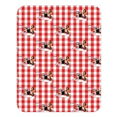 Pittie Picnic 2011 Double Sided Flano Blanket (large)