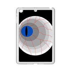 Blue Eye Ipad Mini 2 Enamel Coated Cases by Valentinaart