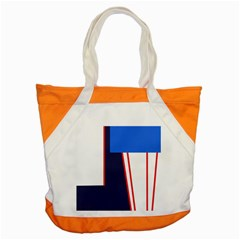 Decorative Abstraction Accent Tote Bag by Valentinaart