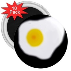 Egg 3  Magnets (10 Pack)