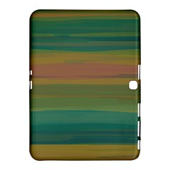 Watercolors                                                                                     			samsung Galaxy Tab 4 (10 1 ) Hardshell Case by LalyLauraFLM
