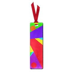 Colorful Abstract Design Small Book Marks by Valentinaart