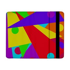 Colorful Abstract Design Samsung Galaxy Tab Pro 8 4  Flip Case by Valentinaart
