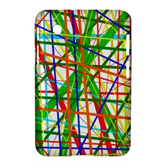 Colorful Lines Samsung Galaxy Tab 2 (7 ) P3100 Hardshell Case