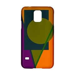 Geometric Abstraction Samsung Galaxy S5 Hardshell Case