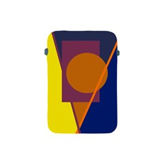 Geometric Abstract Desing Apple Ipad Mini Protective Soft Cases