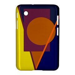 Geometric Abstract Desing Samsung Galaxy Tab 2 (7 ) P3100 Hardshell Case