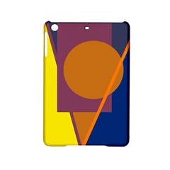 Geometric Abstract Desing Ipad Mini 2 Hardshell Cases by Valentinaart