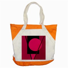 Decorative Geometric Design Accent Tote Bag by Valentinaart