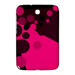 Pink Dots Samsung Galaxy Note 8 0 N5100 Hardshell Case  by Valentinaart