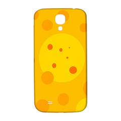 Abstract Sun Samsung Galaxy S4 I9500/i9505  Hardshell Back Case by Valentinaart