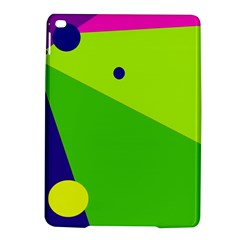 Colorful Abstract Design Ipad Air 2 Hardshell Cases by Valentinaart