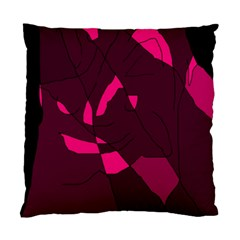 Abstract Design Standard Cushion Case (two Sides) by Valentinaart