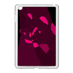 Abstract Design Apple Ipad Mini Case (white)