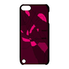 Abstract Design Apple Ipod Touch 5 Hardshell Case With Stand by Valentinaart