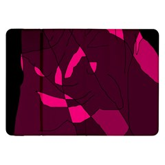 Abstract Design Samsung Galaxy Tab 8 9  P7300 Flip Case by Valentinaart