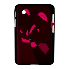 Abstract Design Samsung Galaxy Tab 2 (7 ) P3100 Hardshell Case