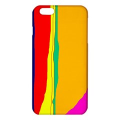 Colorful Lines Iphone 6 Plus/6s Plus Tpu Case by Valentinaart