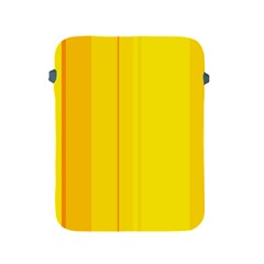 Yellow Lines Apple Ipad 2/3/4 Protective Soft Cases