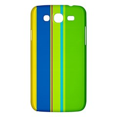 Colorful Lines Samsung Galaxy Mega 5 8 I9152 Hardshell Case  by Valentinaart