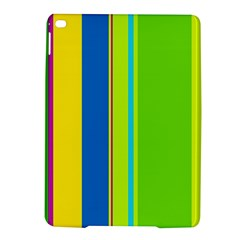 Colorful Lines Ipad Air 2 Hardshell Cases by Valentinaart